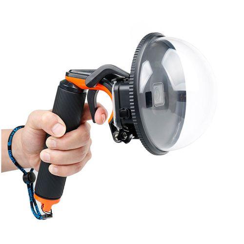 قاب پلوز مدل Dome Hosuing مناسب برای دوربین ورزشی گوپرو هیرو 5 و 6