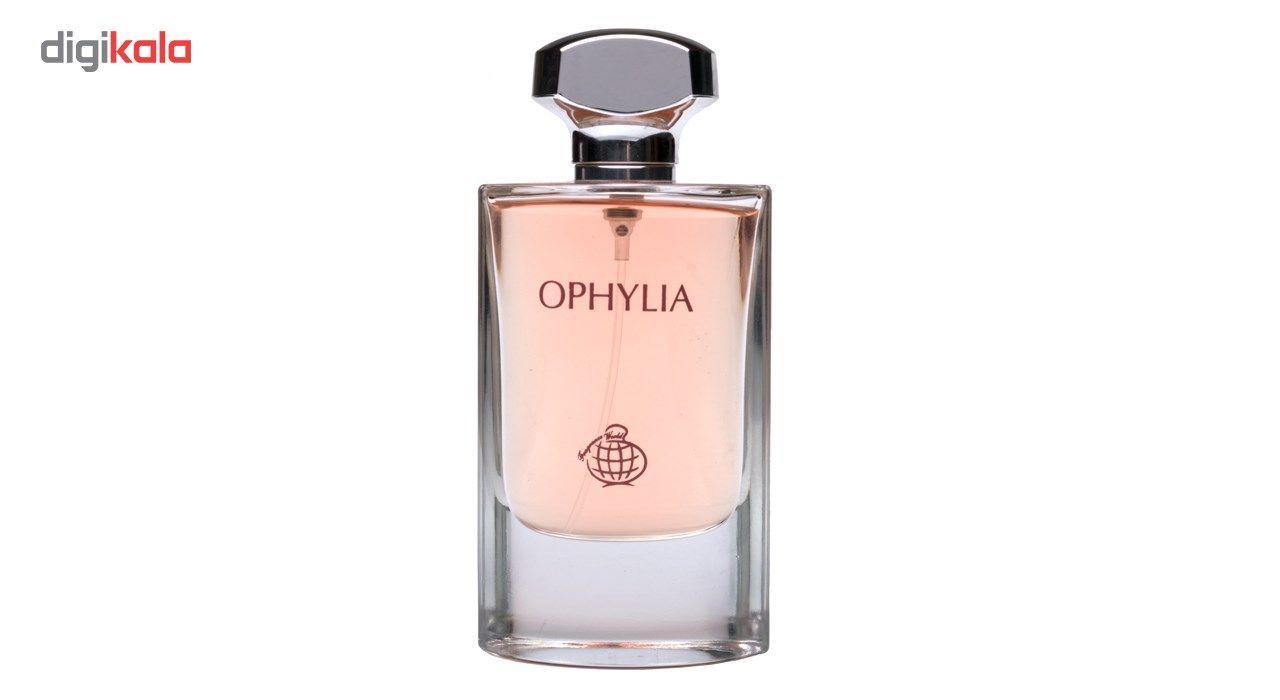 ادو پرفیوم زنانه فراگرنس ورد مدل Ophylia  حجم80 میلی لیتر main 1 1