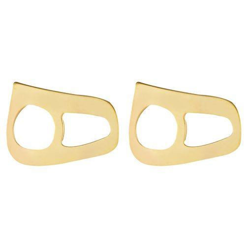 گوشواره طلا 18 عیار پندار گلد مدل GM19