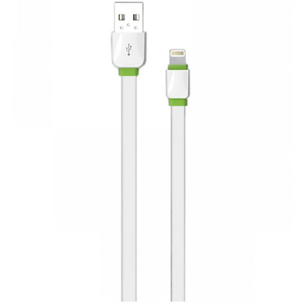 کابل تبدیل USB به Lightning امی مدل MY-445 طول 1 متر