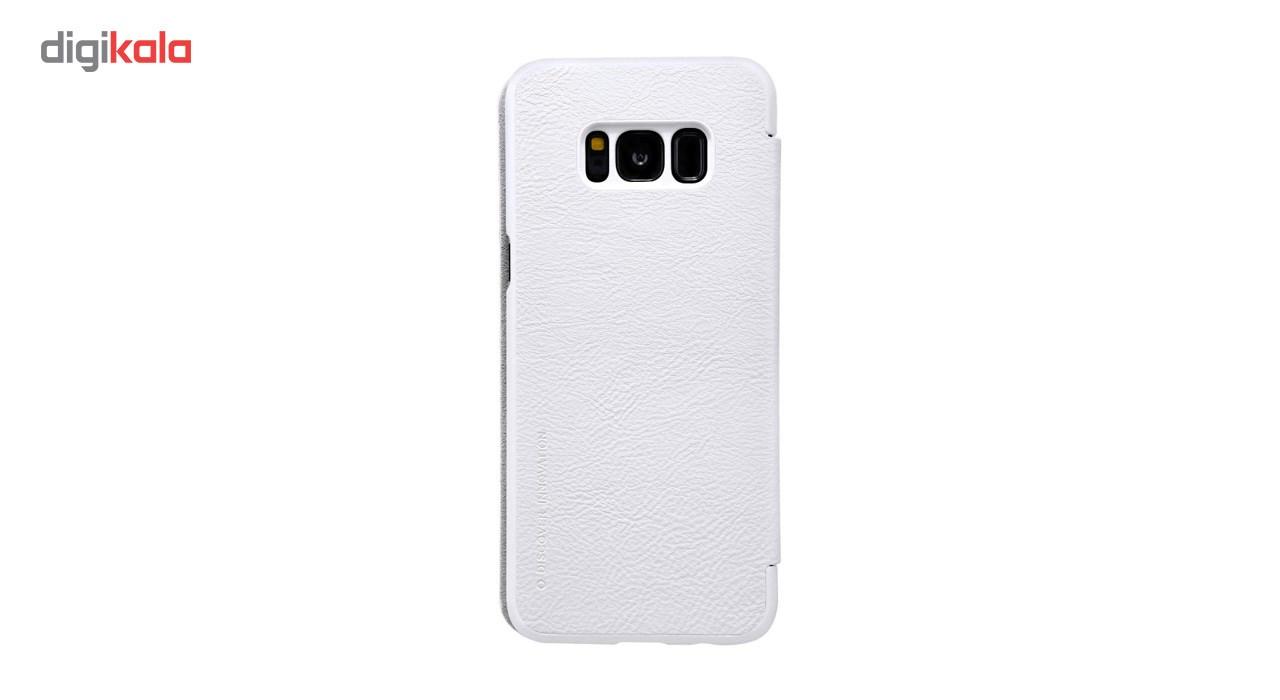 کیف کلاسوری نیلکین مدل Qin مناسب برای گوشی موبایل سامسونگ Galaxy S8 main 1 6