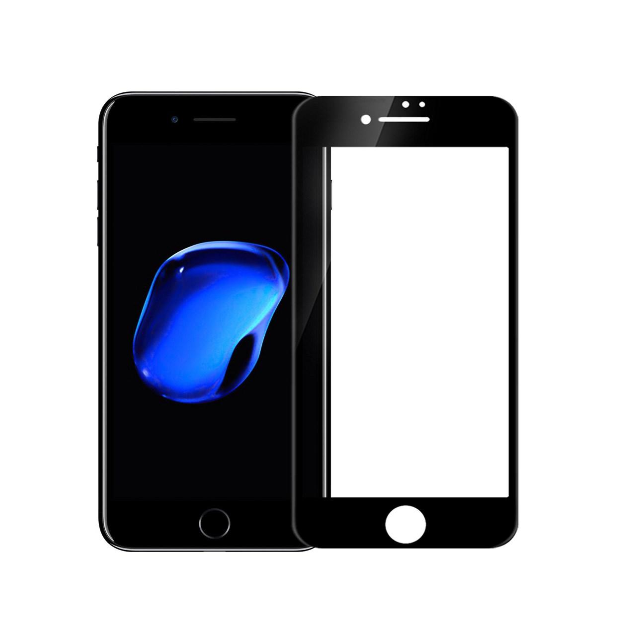 محافظ صفحه نمایش راک مدل Full Cover Tempered Glass مناسب برای آیفون 7 پلاس