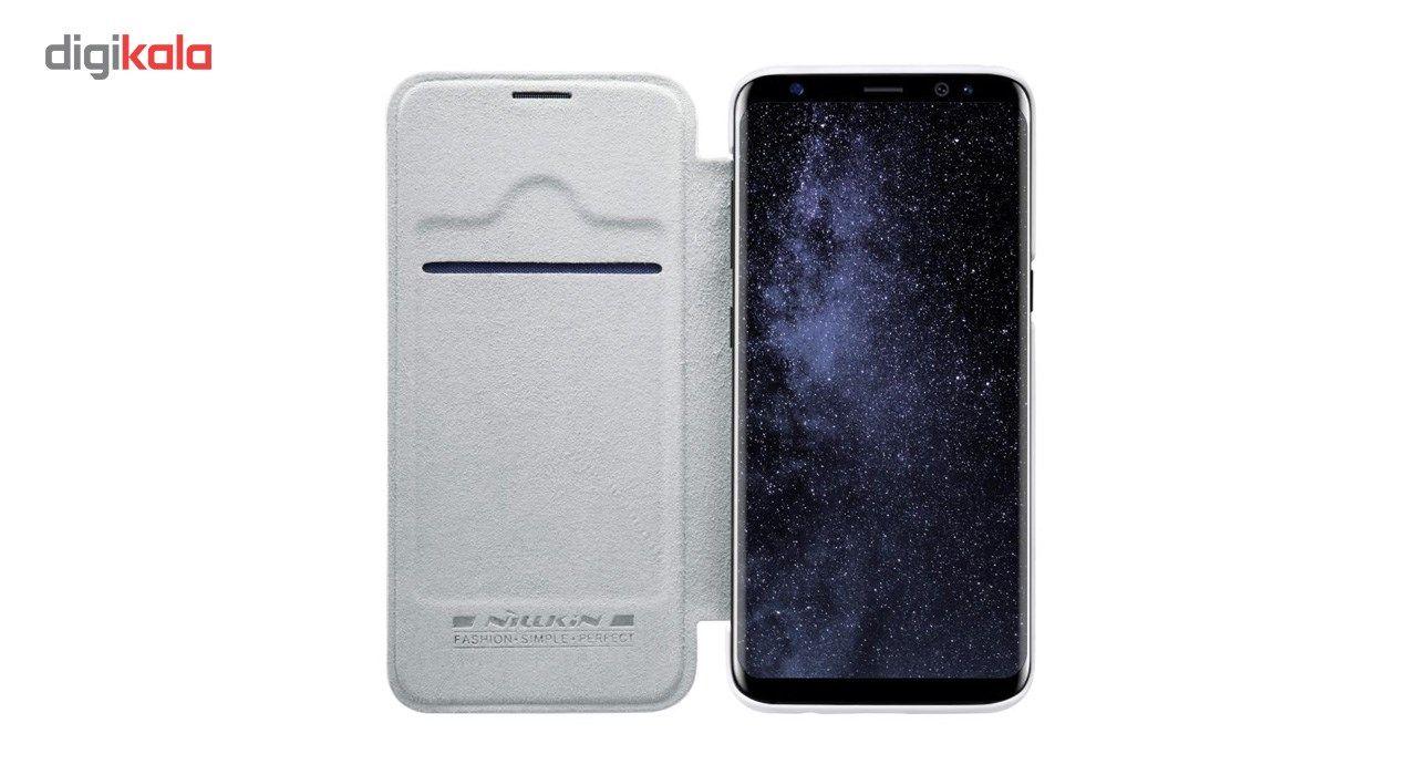 کیف کلاسوری نیلکین مدل Qin مناسب برای گوشی موبایل سامسونگ Galaxy S8 main 1 7