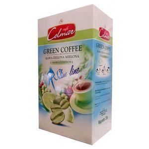 بسته قهوه سبز فوری سلمار مدل Z Trawa A Cytrynowa