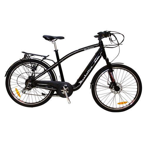 دوچرخه شارژی دی کی سیتی مدلManhattan سایز 26