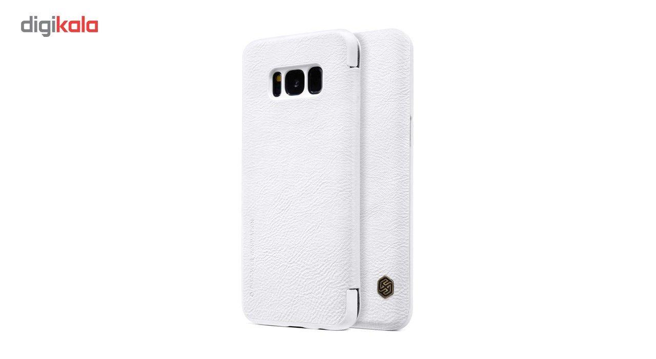 کیف کلاسوری نیلکین مدل Qin مناسب برای گوشی موبایل سامسونگ Galaxy S8 main 1 8