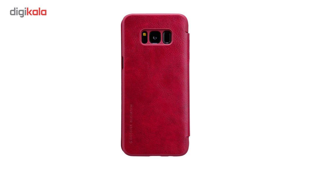کیف کلاسوری نیلکین مدل Qin مناسب برای گوشی موبایل سامسونگ Galaxy S8 main 1 10