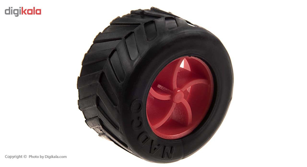 چرخ و لاستیک ربات انارستان مدل Rokaro بسته 2 عددی