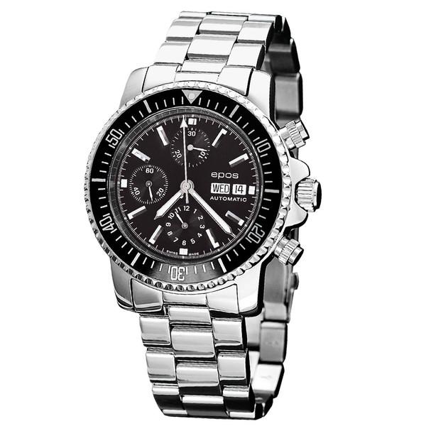 ساعت مچی عقربه ای مردانه ایپوز مدل 3365.228.20.15.30