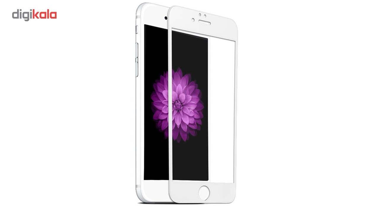 محافظ صفحه نمایش شیشه ای جی سی کام مناسب برای گوشی موبایل اپل آیفون 6/6اس main 1 2