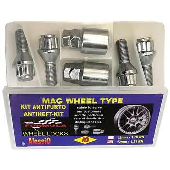 قفل رینگ چرخ آلسیو مناسب برای پراید