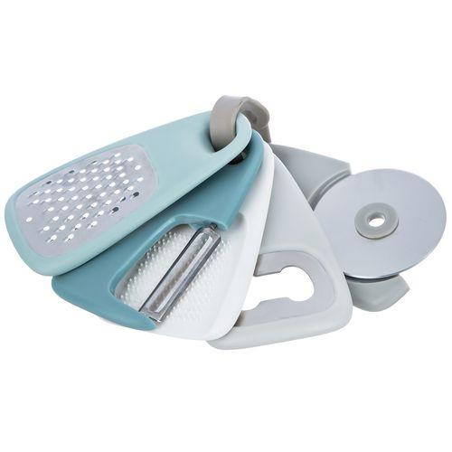 ست 5 عددی ابزار آشپزخانه بیشل تولز مدل HB6901CC