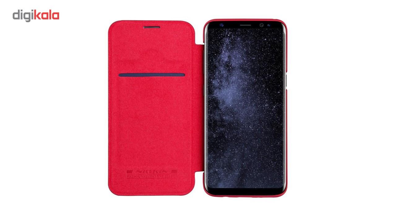 کیف کلاسوری نیلکین مدل Qin مناسب برای گوشی موبایل سامسونگ Galaxy S8 main 1 11
