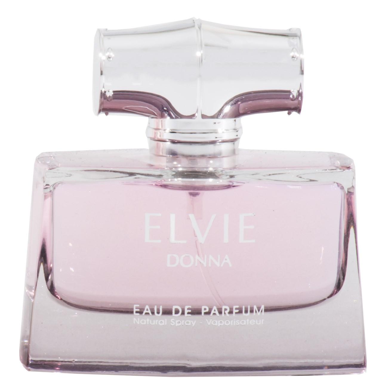 ادو پرفیوم زنانه فراگرنس ورد مدل Elvie Donna حجم 100 میلی لیتر
