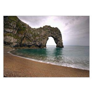 تابلو شاسی ونسونی طرح Fantasy Beach سایز 30×40 سانتی متر