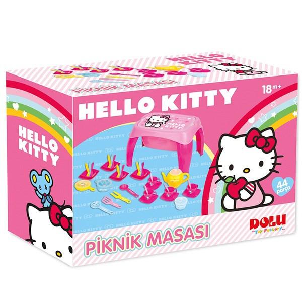 ست پیک نیک دولو مدل Hello Kitty کد 1402