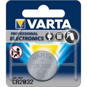 باتری سکه ای وارتا مدل CR2032