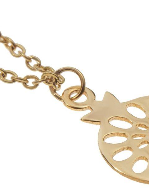 آویز ساعت طلا 18 عیار ماهک مدل MW0069 -  - 3