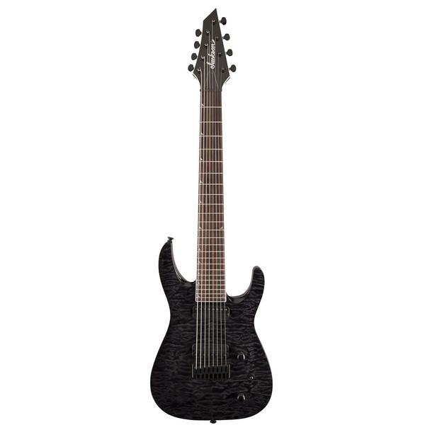 گیتار الکتریک جکسون مدل X Series Soloist  SLATHX 3-8 Trans Black