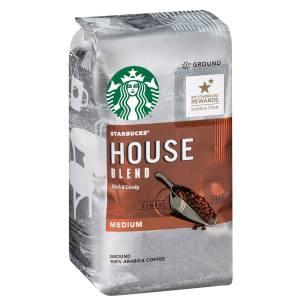 بسته قهوه استارباکس مدل هاوس بلند 200 گرمی