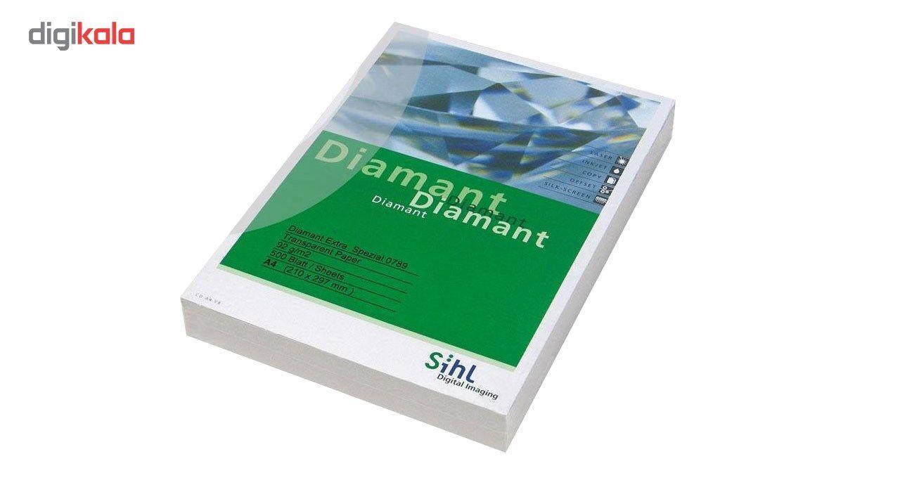 کاغذ کالک سیل مدل دیاموند بسته 20 عددی main 1 2