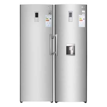 یخچال و فریزر دوقلوی ال جی مدل LF25FL-LF25RL | LG LF25FL-LF25RL Refrigerator