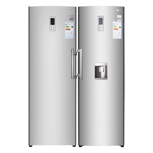 یخچال و فریزر دوقلوی ال جی مدل LF25FL-LF25RL