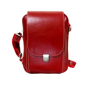 کیف دوشی چرم طبیعی زانکو چرم مدل KD-130