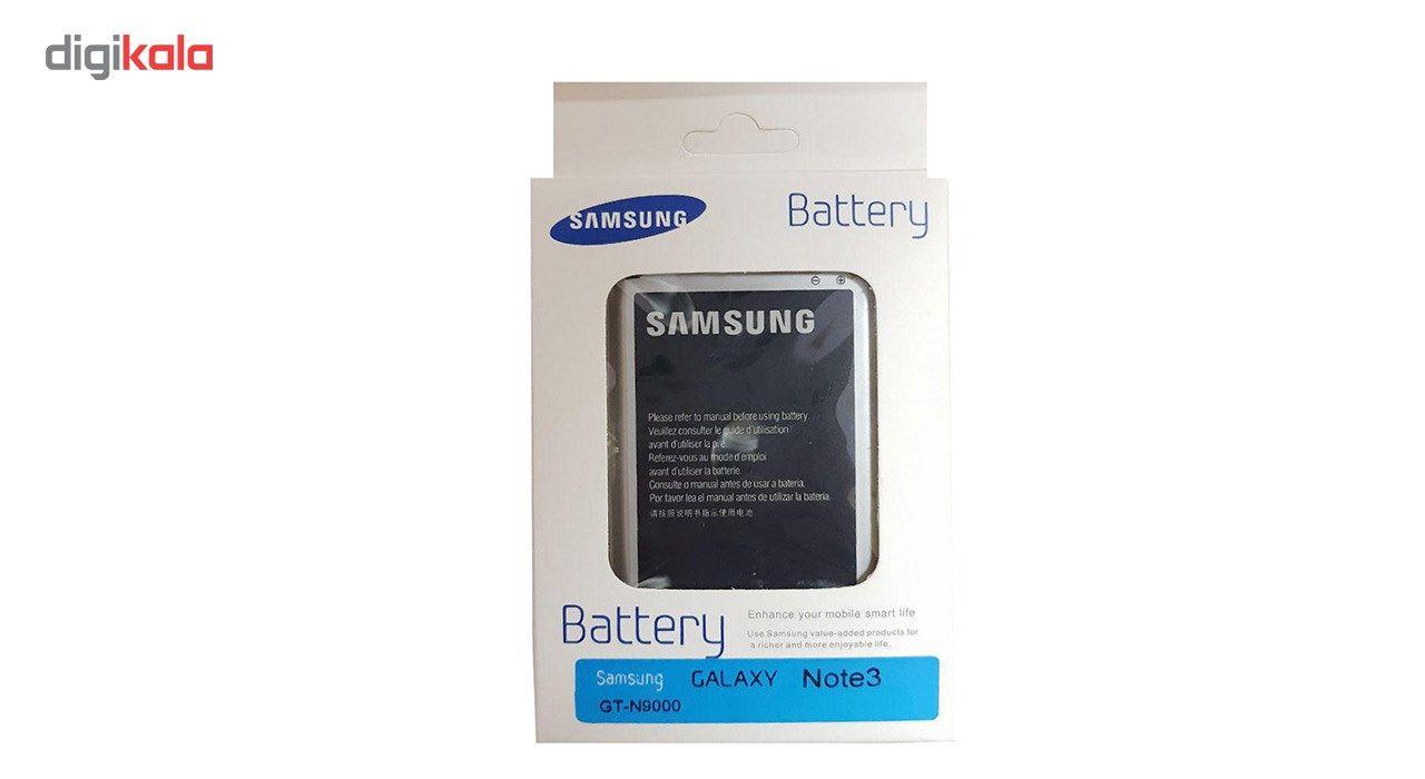 باتری موبایل  مدل B800BC با ظرفیت 3200mAh مناسب برای گوشی موبایل Galaxy Note 3 main 1 1