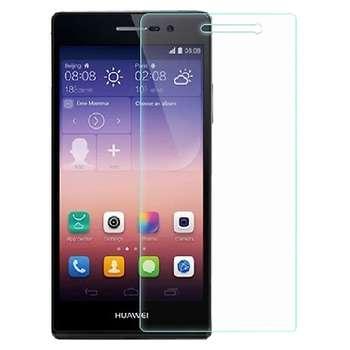 محافظ صفحه نمایش شیشه ای 9H برای گوشی هوآوی Ascend P6