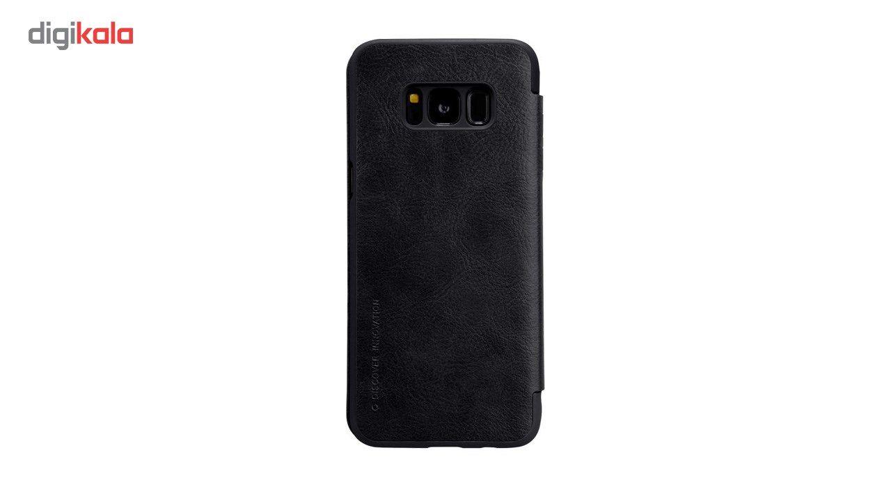 کیف کلاسوری نیلکین مدل Qin مناسب برای گوشی موبایل سامسونگ Galaxy S8 main 1 14