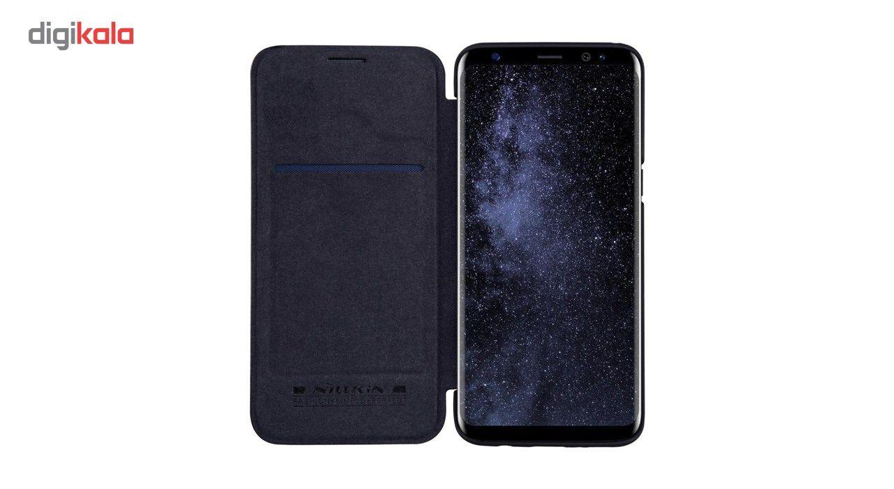 کیف کلاسوری نیلکین مدل Qin مناسب برای گوشی موبایل سامسونگ Galaxy S8 main 1 15