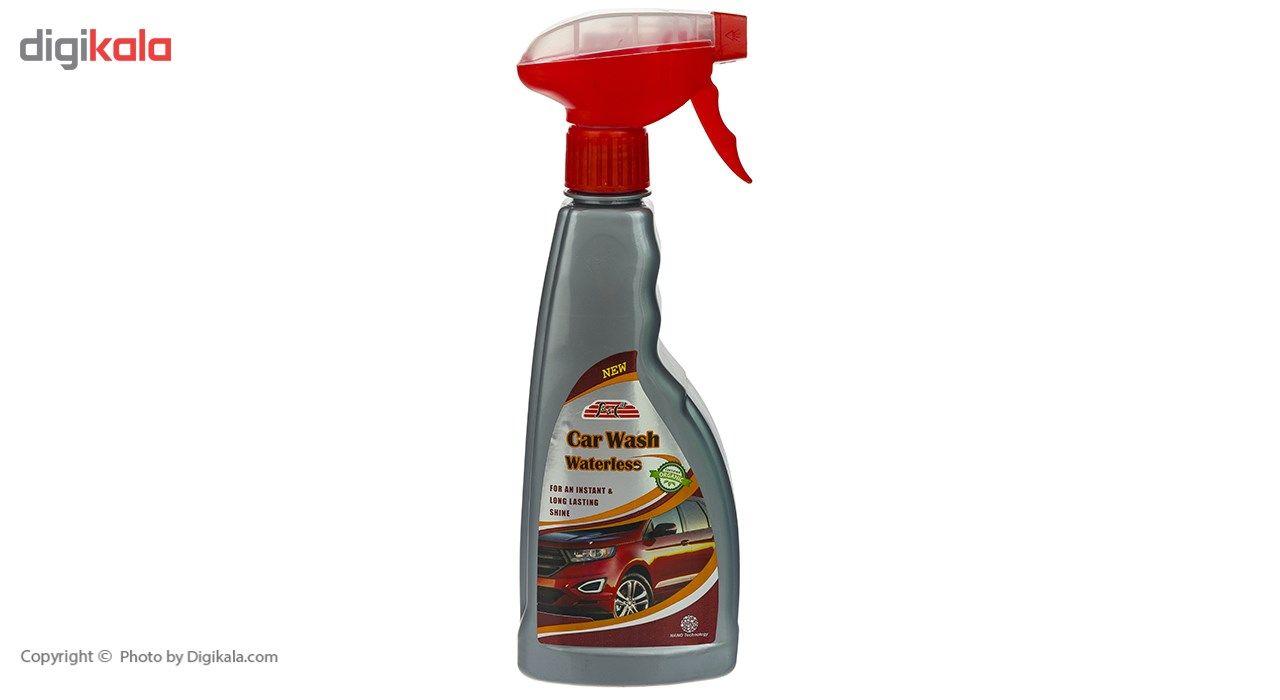 اسپری تمیز کننده بدنه خودرو پی اند سی مدل WaterLess حجم 500 میلی لیتر main 1 1