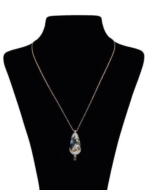 گردنبند طلا 18 عیار ماهک مدل MM0461 - مایا ماهک -  - 1