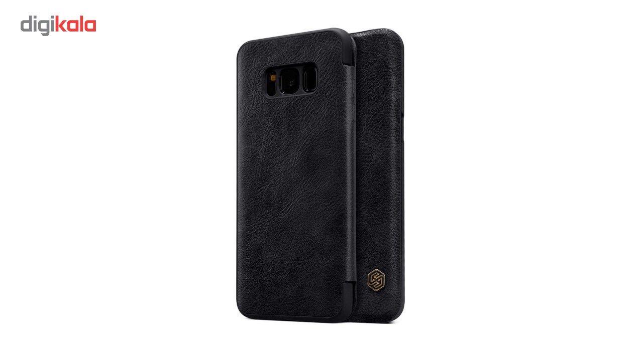 کیف کلاسوری نیلکین مدل Qin مناسب برای گوشی موبایل سامسونگ Galaxy S8 main 1 16