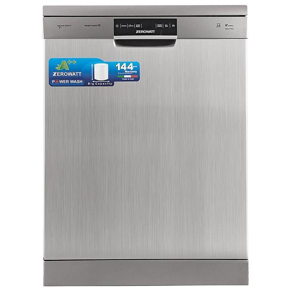 ماشین ظرفشویی زیرووات مدلZDP-1T67