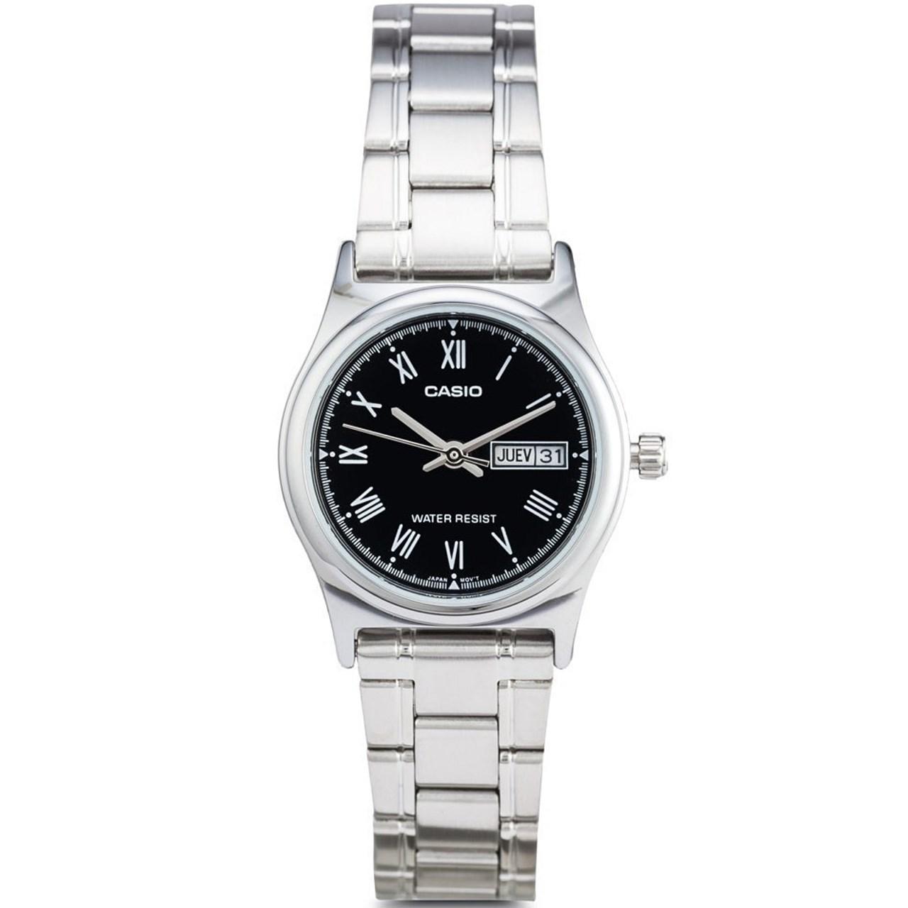 خرید ساعت مچی عقربه ای زنانه کاسیو مدل LTP-V006D-1BUDF