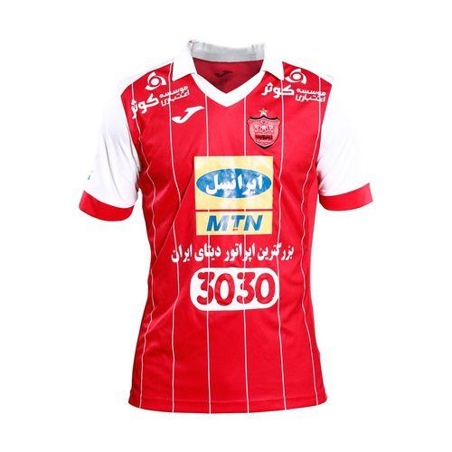پیراهن تیم پرسپولیس جوما مدل لیگ فصل 97-96