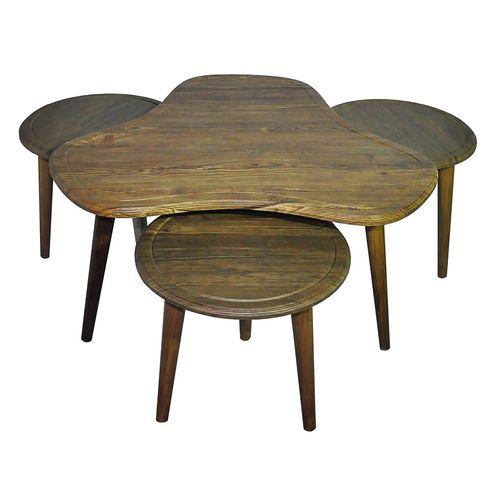 میز عسلی آمیتیس مدل CTYCN13