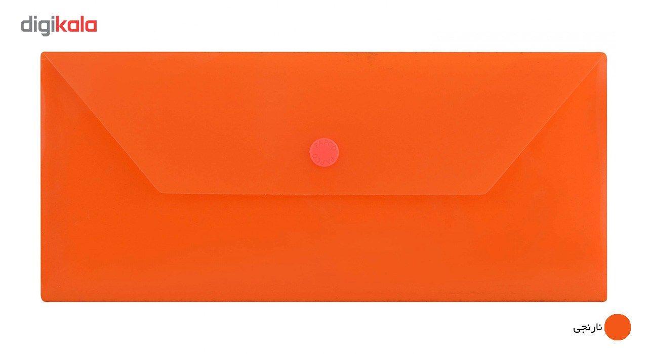 پوشه دکمه دار پاپکو کد 104M main 1 11