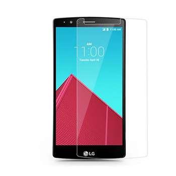 محافظ صفحه نمایش شیشه ای مدل Tempered مناسب برای گوشی موبایل ال جی G4