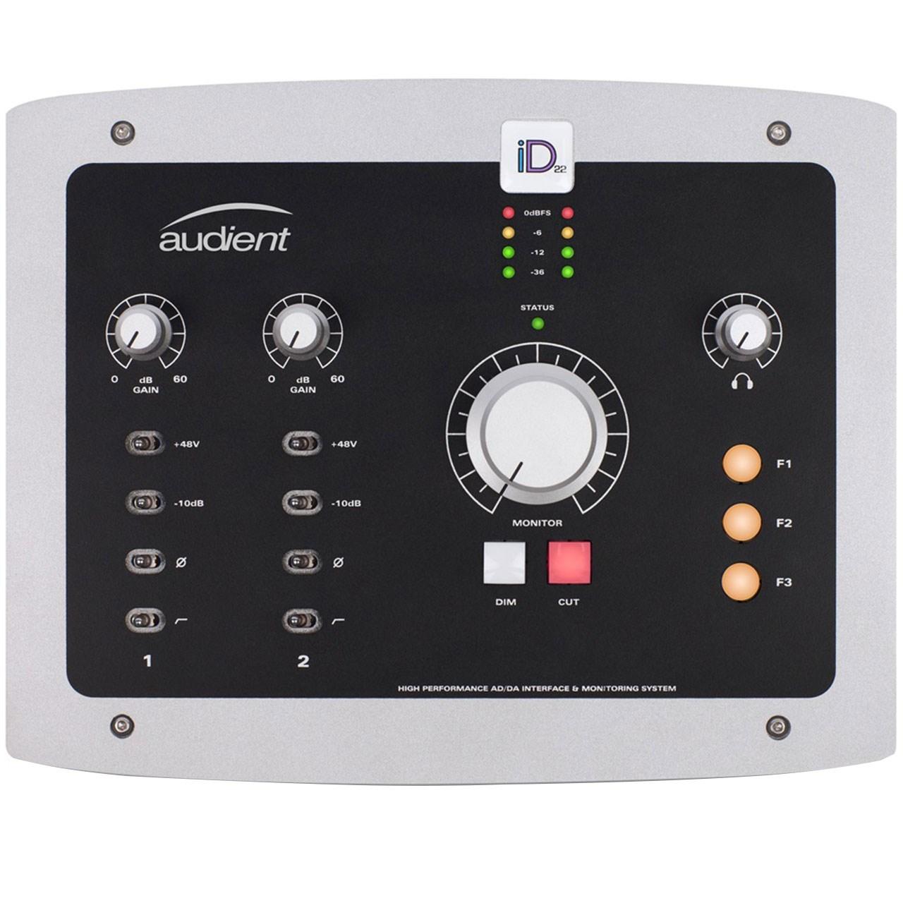 کارت صدای استودیو آدینت مدل ID22