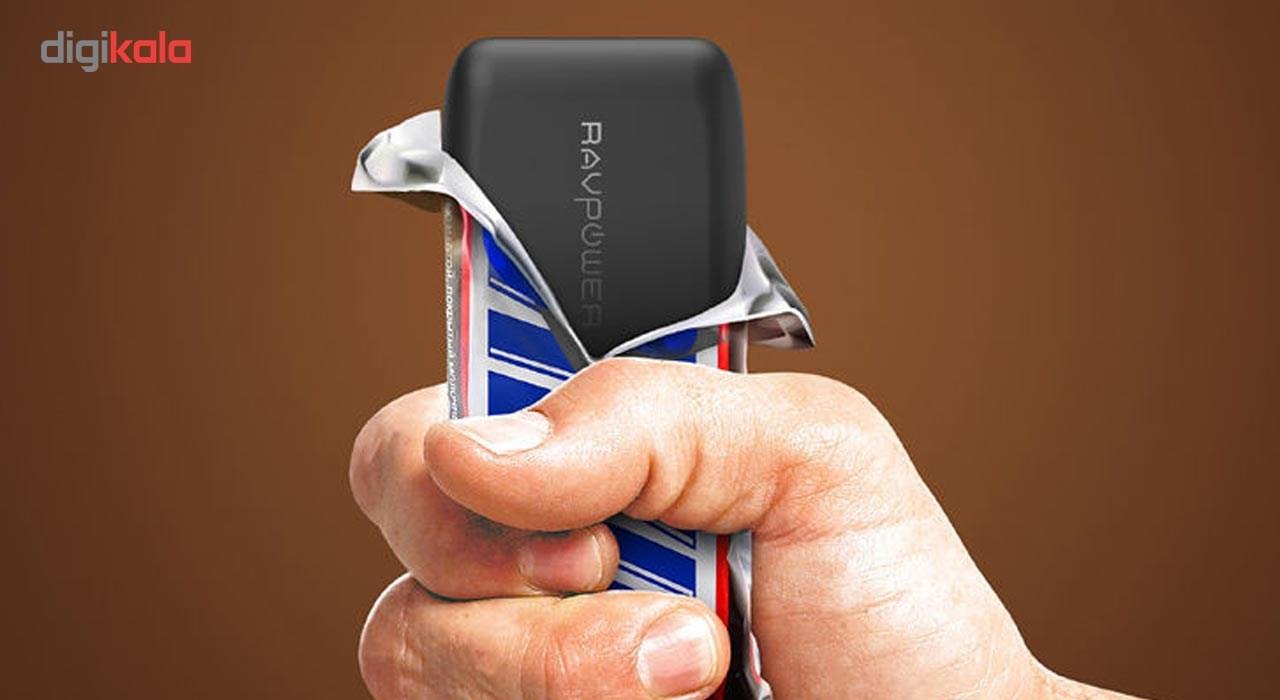 شارژر همراه راوپاور مدل RP-PB060 ظرفیت 6700 میلی آمپرساعت
