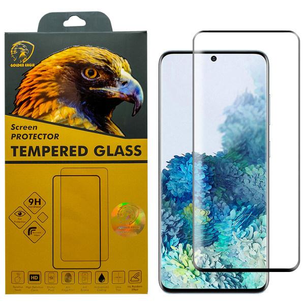 محافظ صفحه نمایش گلدن ایگل مدل DFC-X1 مناسب برای گوشی موبایل سامسونگ Galaxy S20 Plus