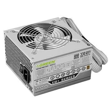 منبع تغذیه کامپیوتر گرین مدل GP330A-EU-PLUS