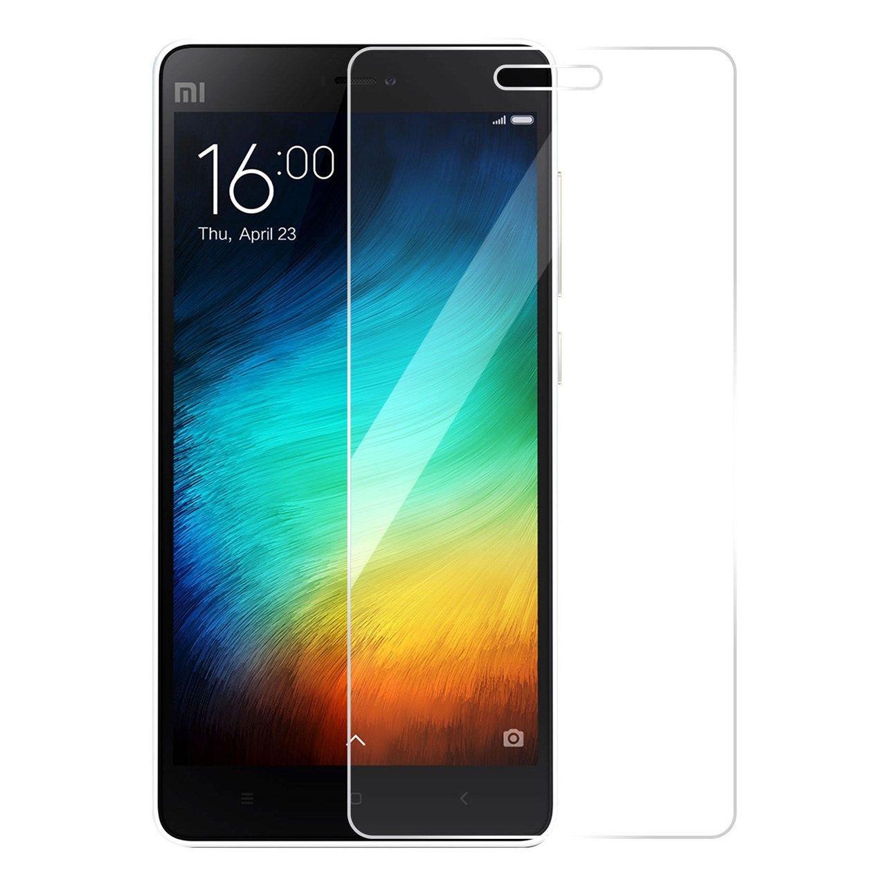 محافظ صفحه نمایش شیشه ای تمپرد مناسب برای گوشی موبایل شیاومی Mi 4i