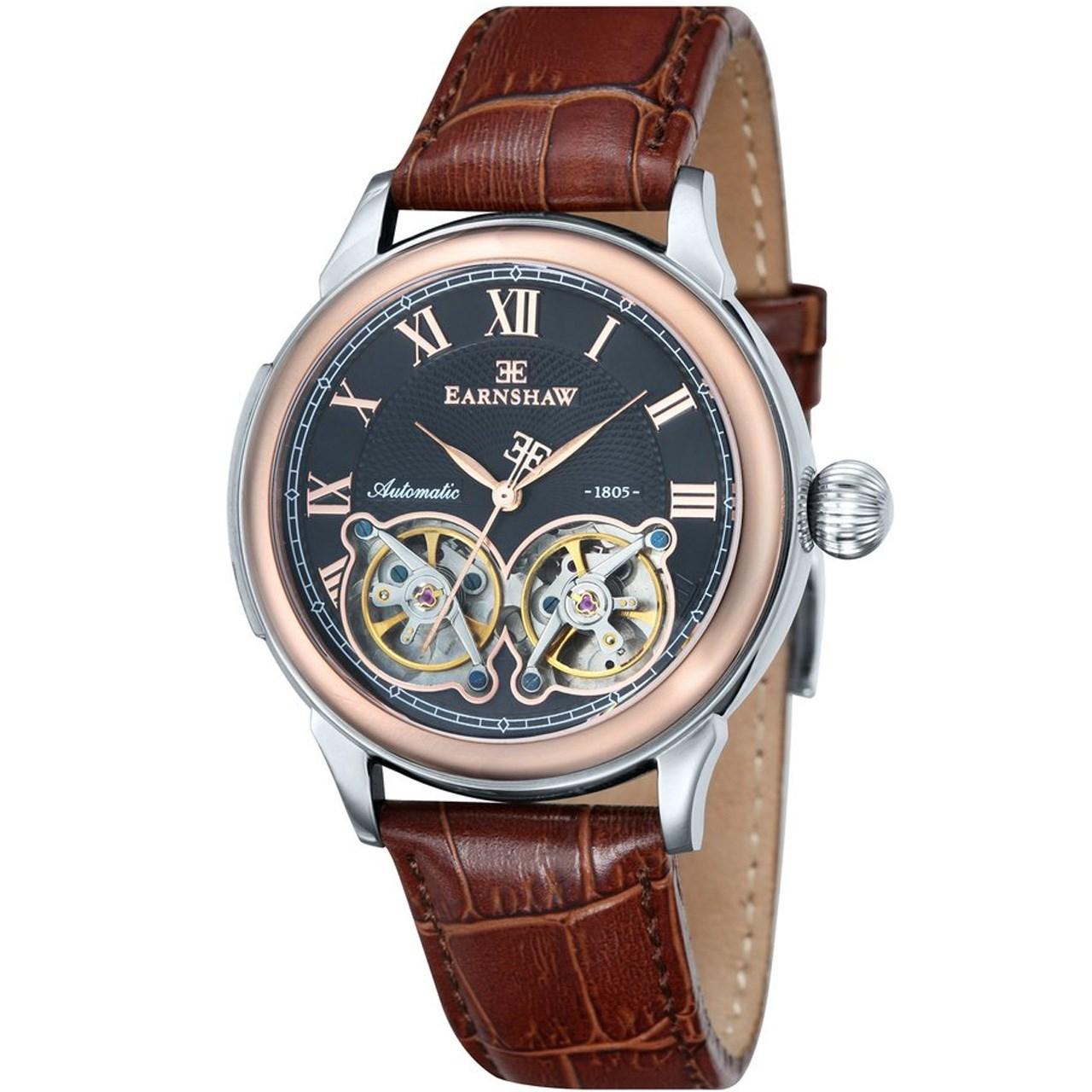ساعت مچی عقربه ای مردانه ارنشا مدل ES-8030-04 23