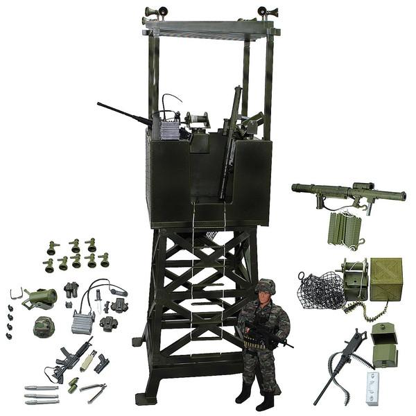 اکشن فیگور ام اند سی مدل Lookout Tower 90052