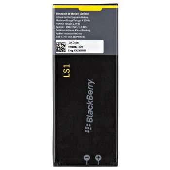 باتری موبایل مدل LS1 با ظرفیت 1800mAh مناسب برای گوشی موبایل بلک بری Z10