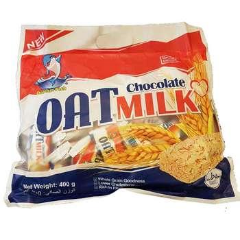 غلات دلفین فیش مدل Oat Milk Chocolate